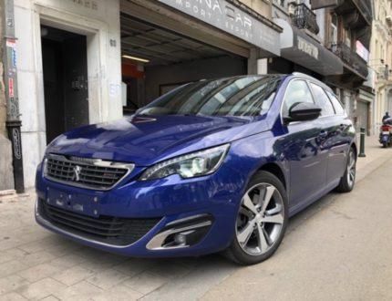 Peugeot 308 2.0 BlueHDi GT Line STT