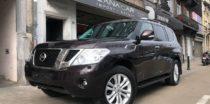 Nissan Patrol 5.6i 406cv platinum 7 PLACE FRIGO